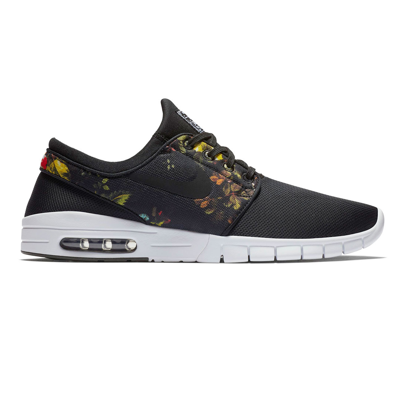 Sneakers Nike SB Stefan Janoski Max black black-multi-color ... d91edf245135