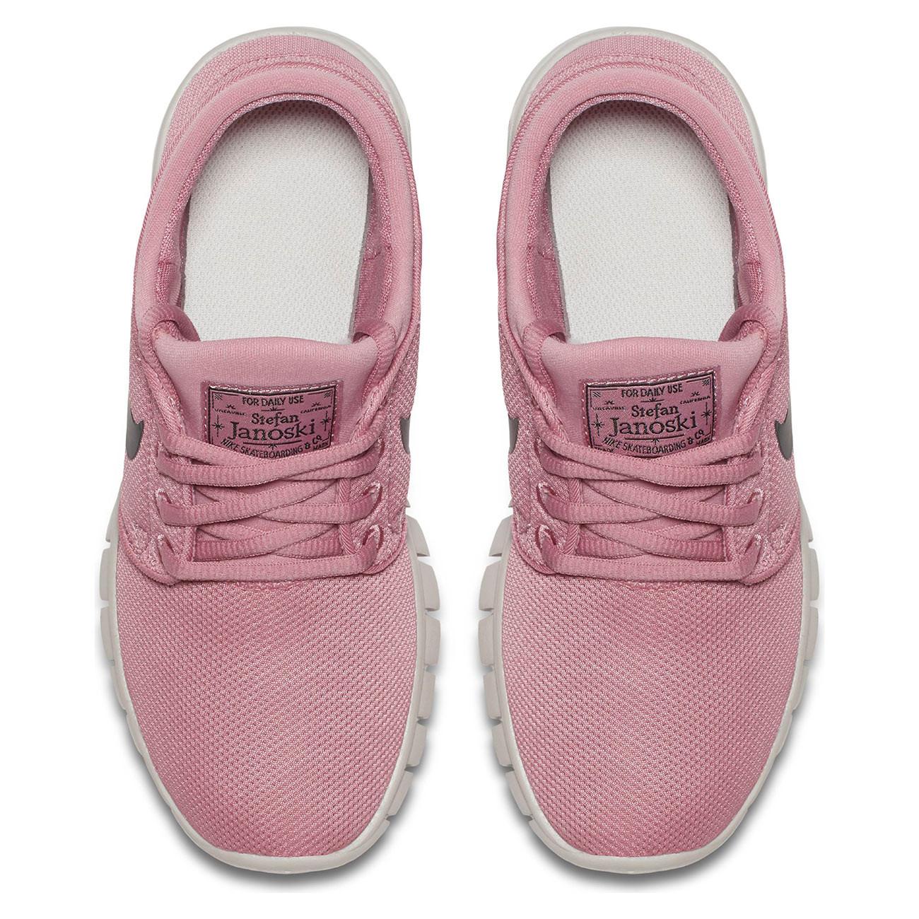 74ba72a26b1 Sneakers Nike SB Stefan Janoski Max (Gs) elmntl pink black-gum med ...