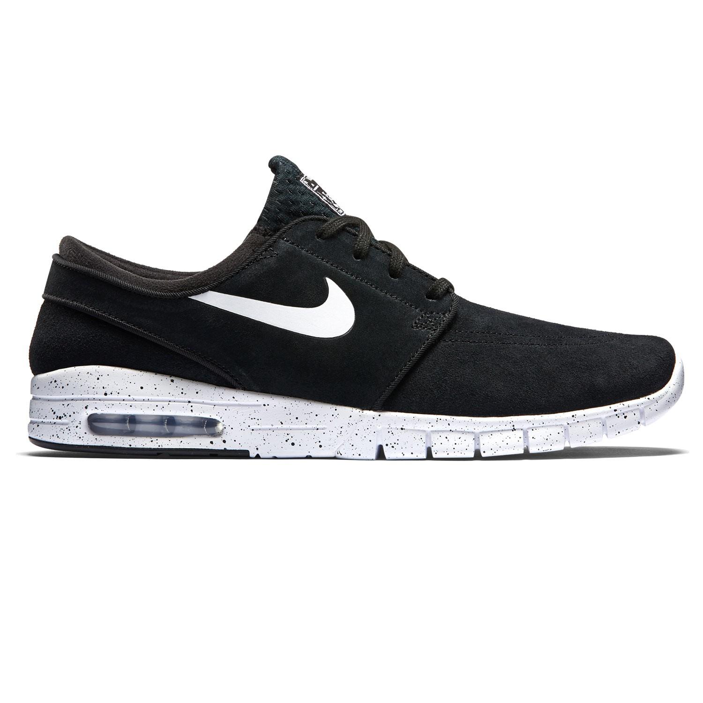 Tenisky Nike SB Stefan Janoski Max Leather black/white