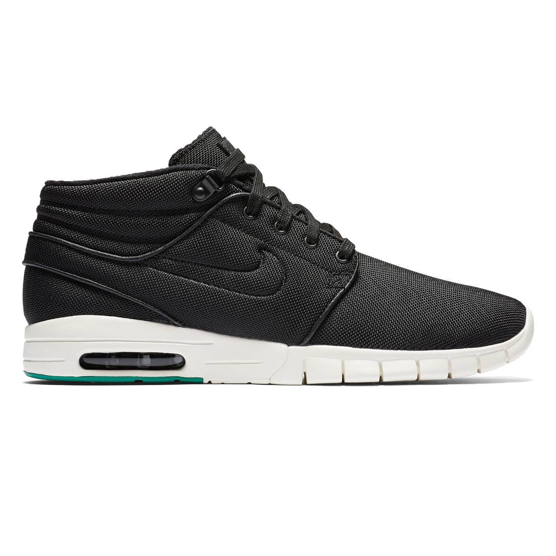 Tenisky Nike SB Stefan Janoski Max Mid black/black-neptune green-anthrc