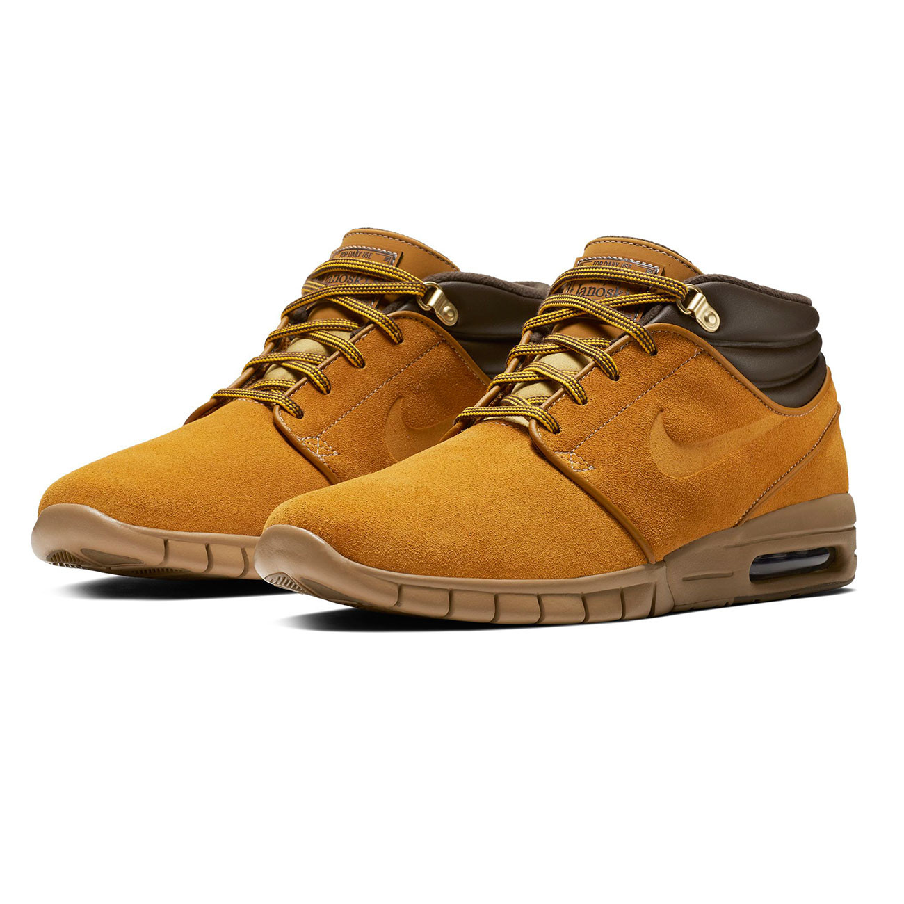 9cfed3a807 Sneakers Nike SB Stefan Janoski Max Mid Premium bronze/bronze-gum ...