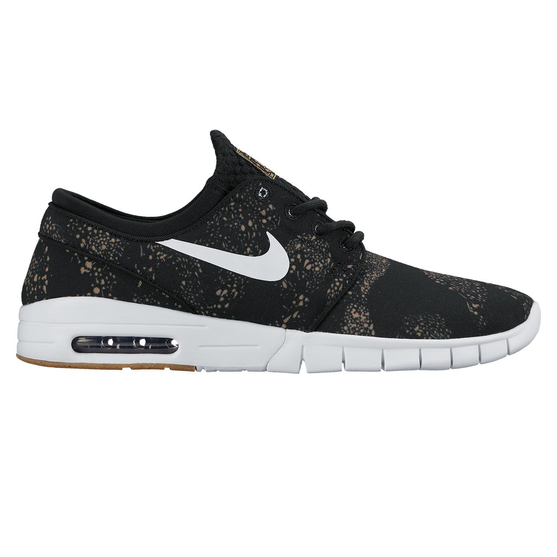 Tenisky Nike SB Stefan Janoski Max Premium black/white-olive