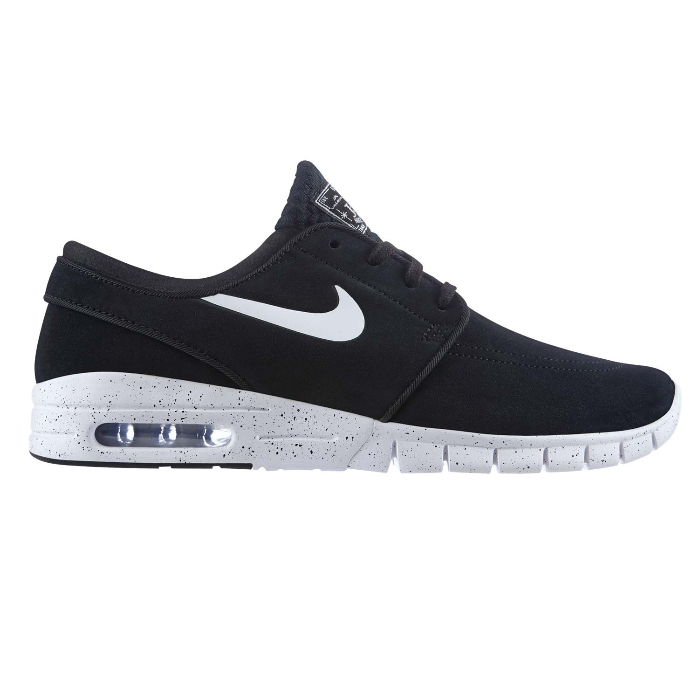 Tenisky Nike SB Stefan Janoski Max Suede black/white