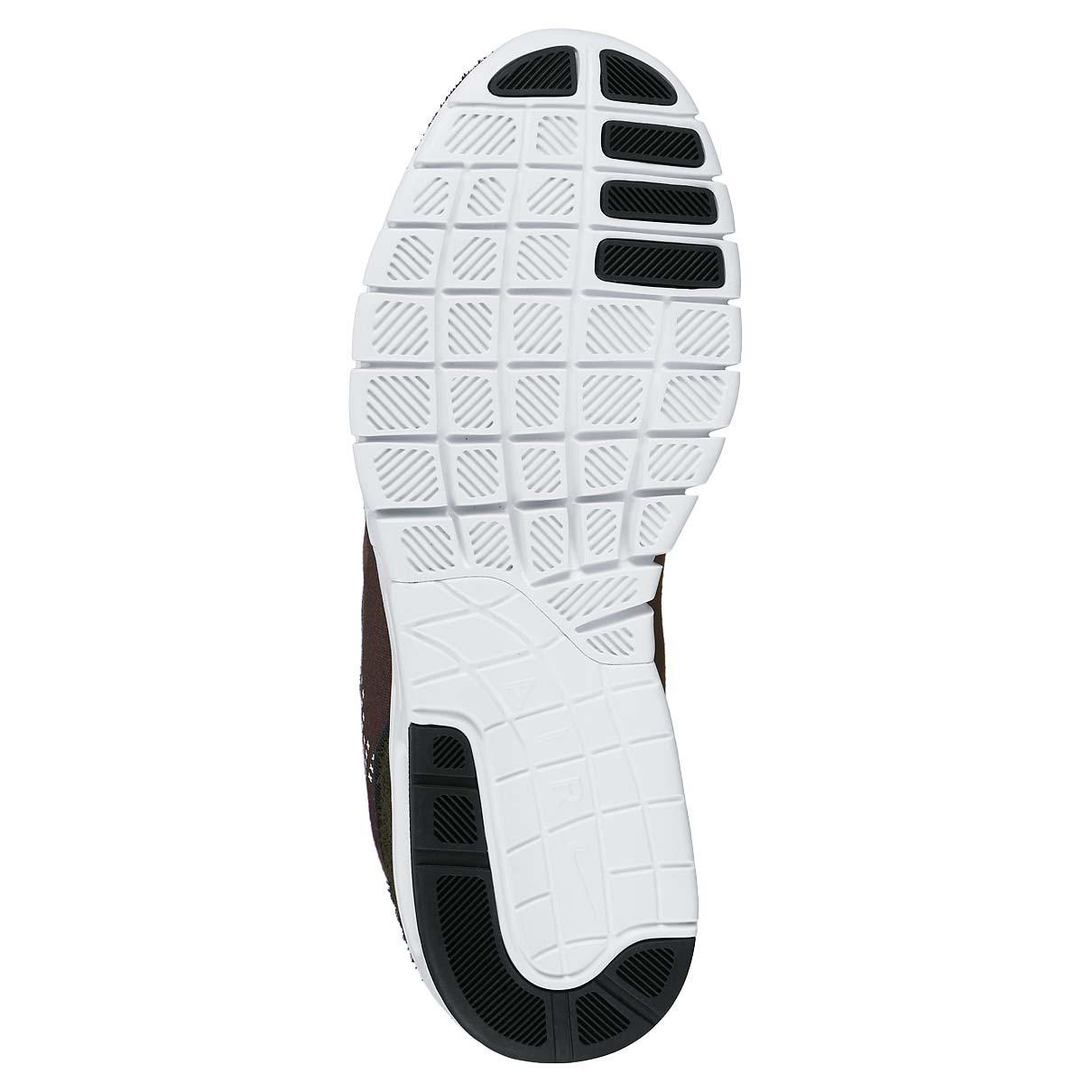 c92e3d293f04 Nike SB Stefan Janoski Max Suede sequoia white-black