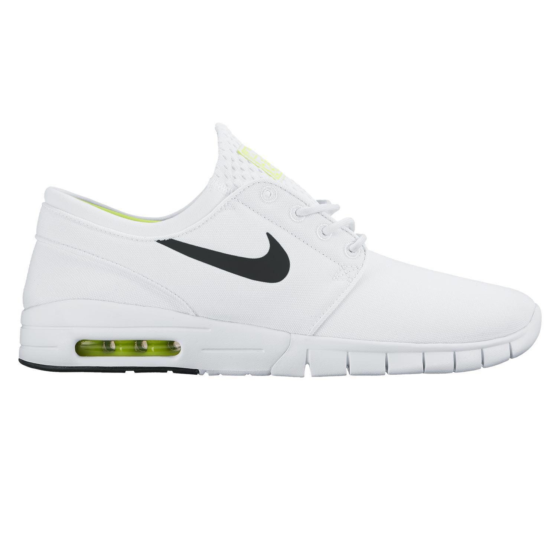 Tenisky Nike SB Stefan Janoski Max white/black-volt-white