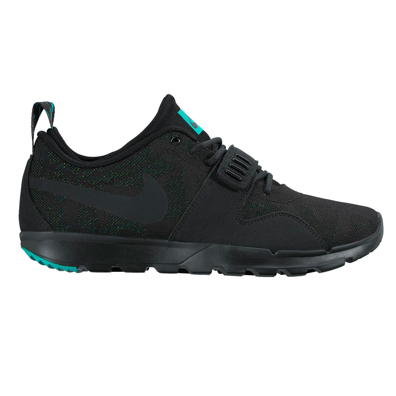 Tenisky Nike SB Trainerendor black/black-clear jade-volt