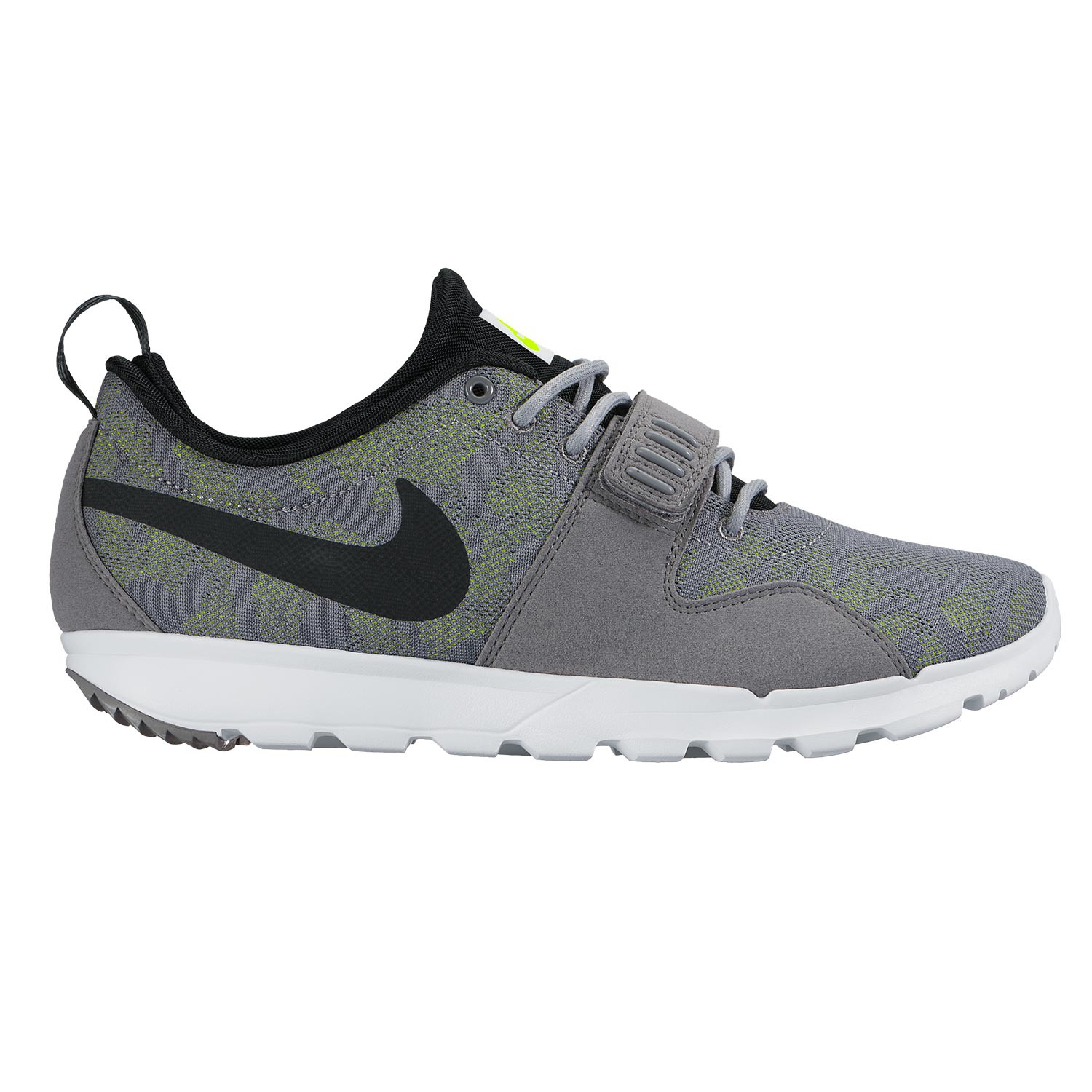 Tenisky Nike SB Trainerendor cool grey/black-white-volt