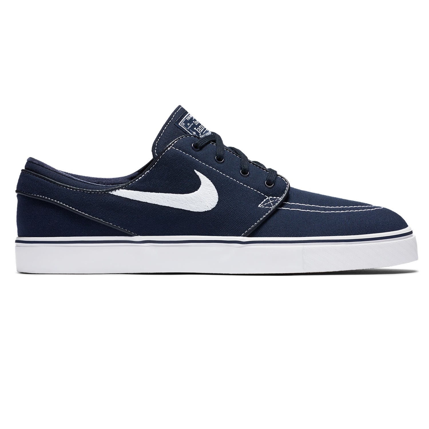sneakers nike sb zoom stefan janoski canvas obsidian wht gum lght brwn snowboard zezula. Black Bedroom Furniture Sets. Home Design Ideas
