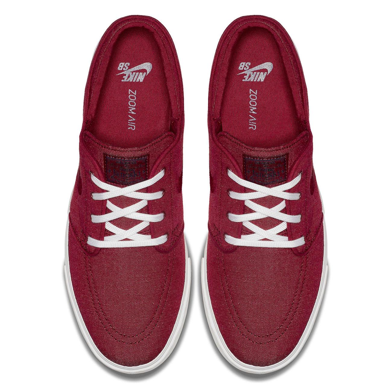Tenisky Nike SB Zoom Stefan Janoski Canvas red crush red crush-white 97bf340516