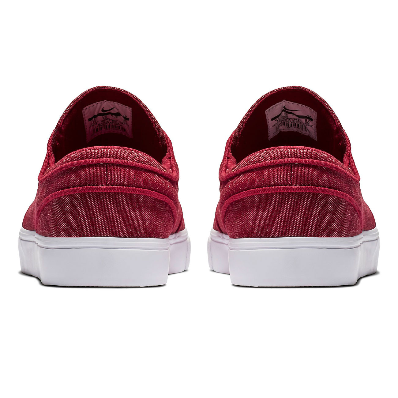 Tenisky Nike SB Zoom Stefan Janoski Canvas red crush red crush-white 6bc6b3fa37