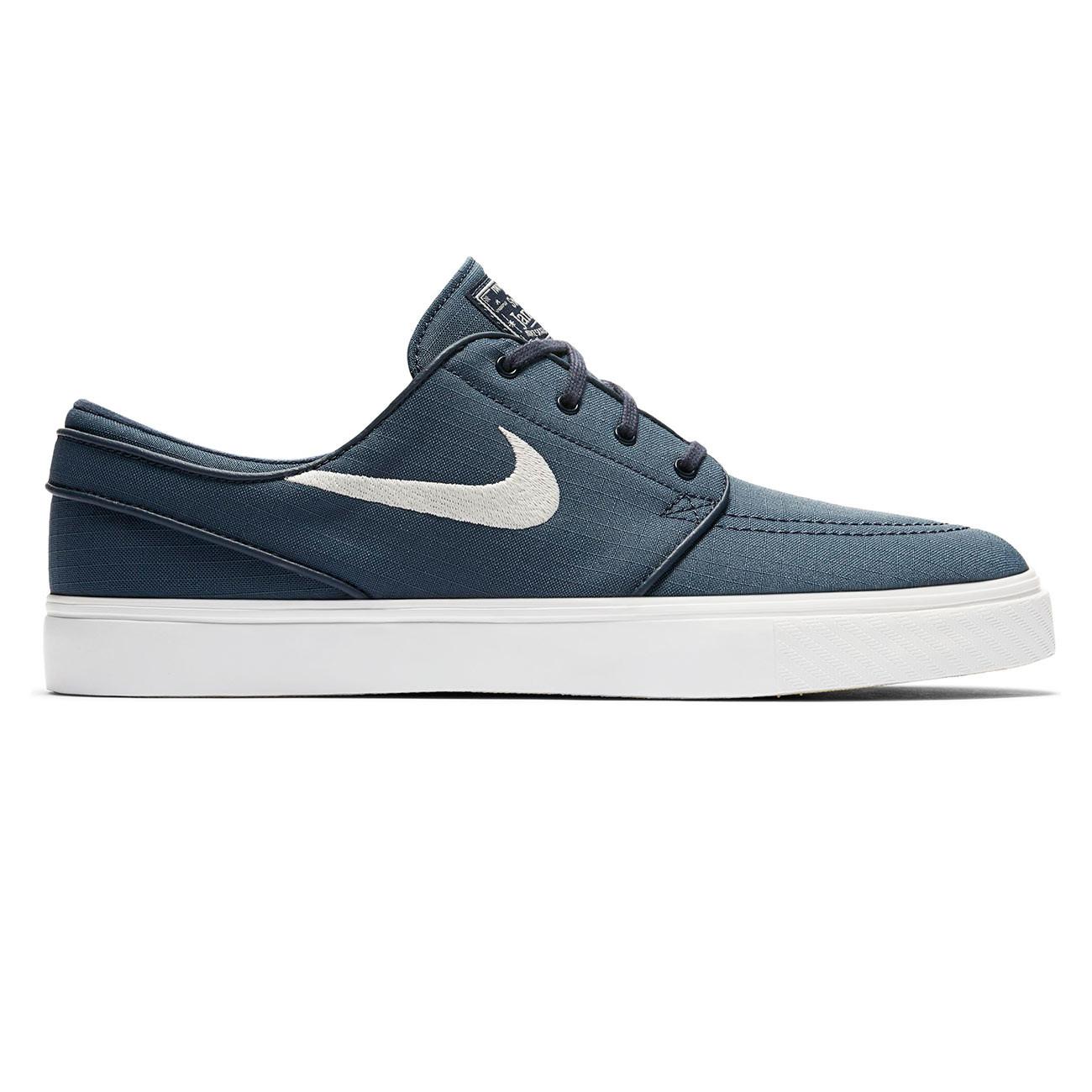 Tenisky Nike SB Zoom Stefan Janoski Canvas thndr blue/light bone-smmt white