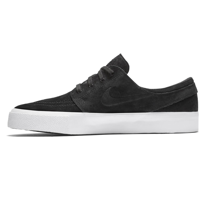 sneakers nike sb zoom stefan janoski ht black black white. Black Bedroom Furniture Sets. Home Design Ideas