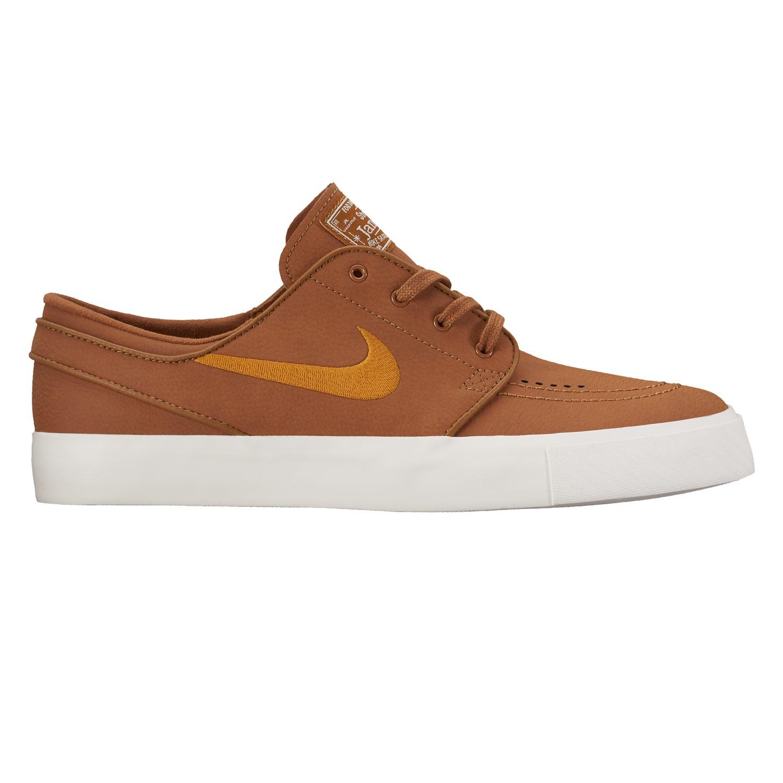 Tenisky Nike SB Zoom Stefan Janoski Leather ale brwn/desert ochre-s