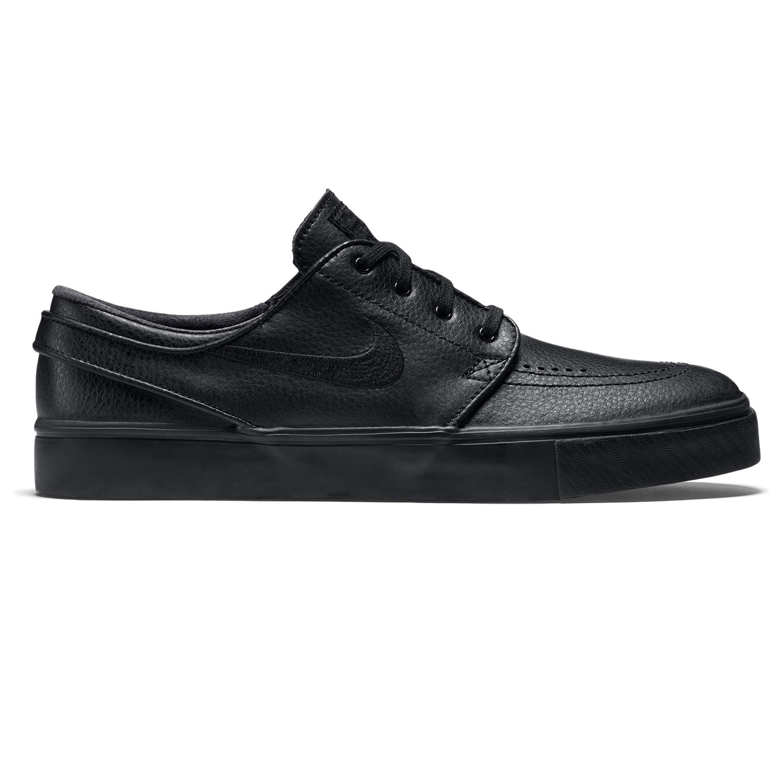 Tenisky Nike SB Zoom Stefan Janoski Leather black/black-black-anthrct