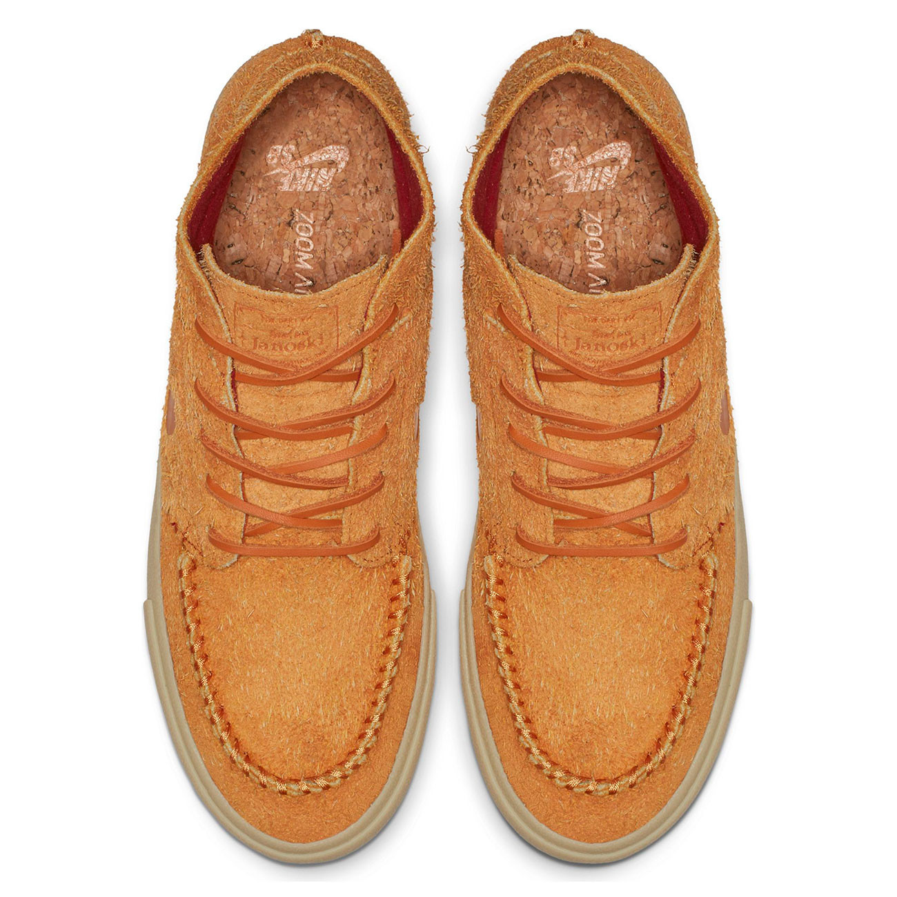 6962beba92a2 Sneakers Nike SB Zoom Stefan Janoski Mid Crafted cinder orange ...