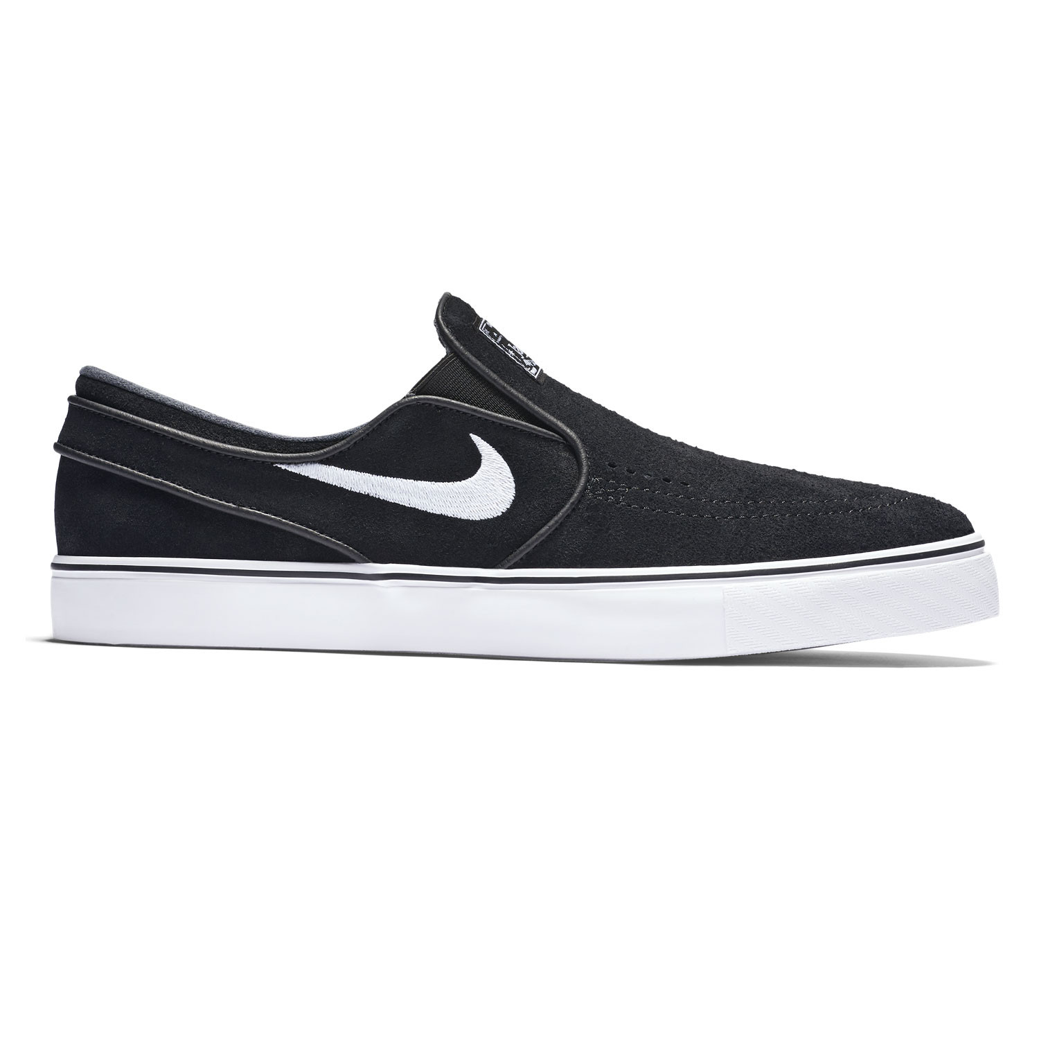 Slip-on Nike SB Zoom Stefan Janoski Slip black/white