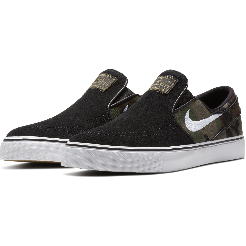 finest selection 3a7c5 6e47f Zoom Sneakers Color Slip Janoski Blackwhite Stefan Multi Sb Nike zqnxBRqwEA