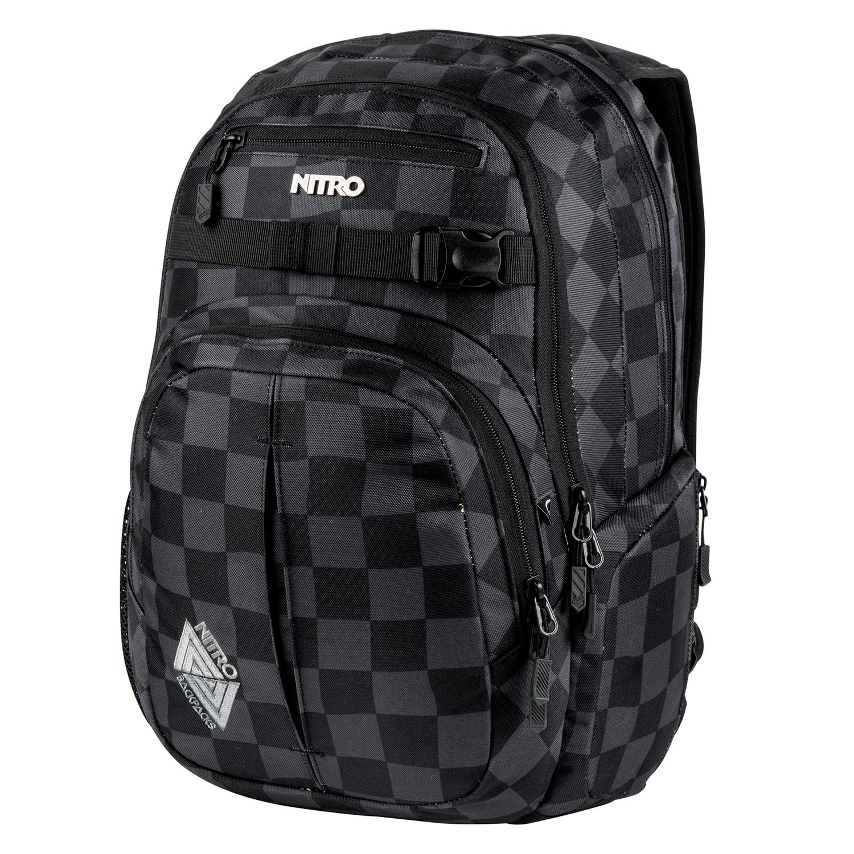 Batoh Nitro Chase checker