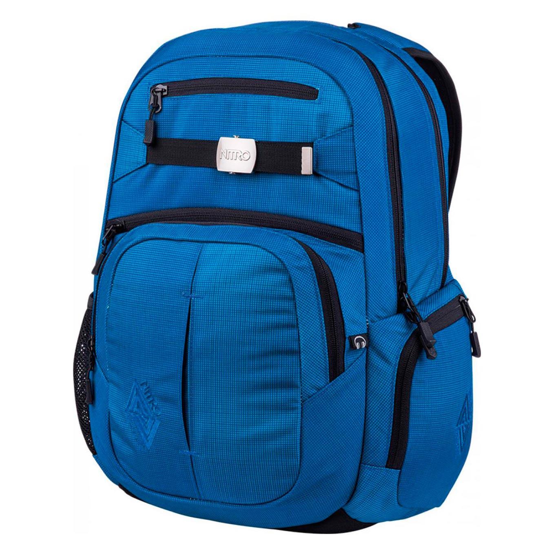 Batoh Nitro Hero blur brilliant blue
