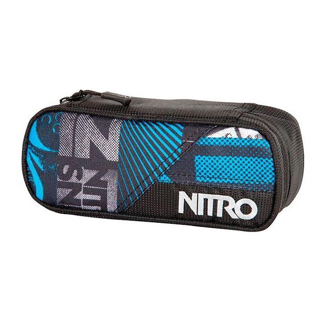 Školní pouzdro Nitro Pencil Case acid graft