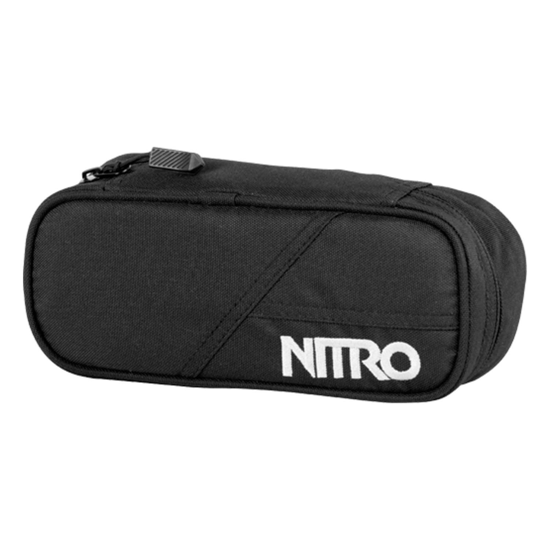 Školní pouzdro Nitro Pencil Case black