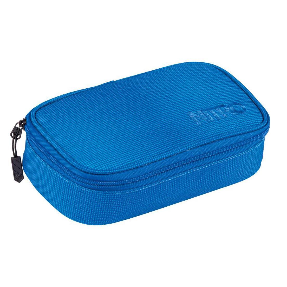 Školní pouzdro Nitro Pencil Case blur brilliant blue