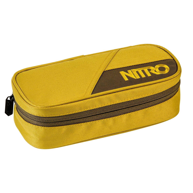 Školní pouzdro Nitro Pencil Case golden mud