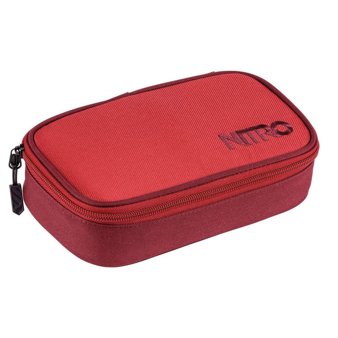 Školní pouzdro Nitro Pencil Case Xl chili