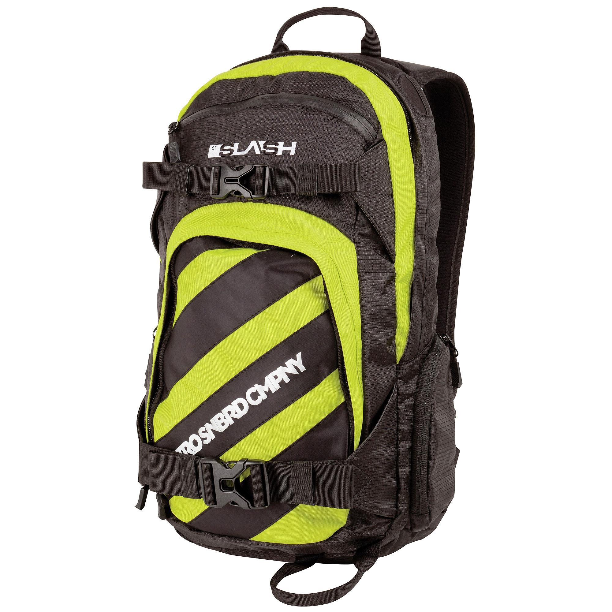 Snowboard backpack Nitro Slash 21