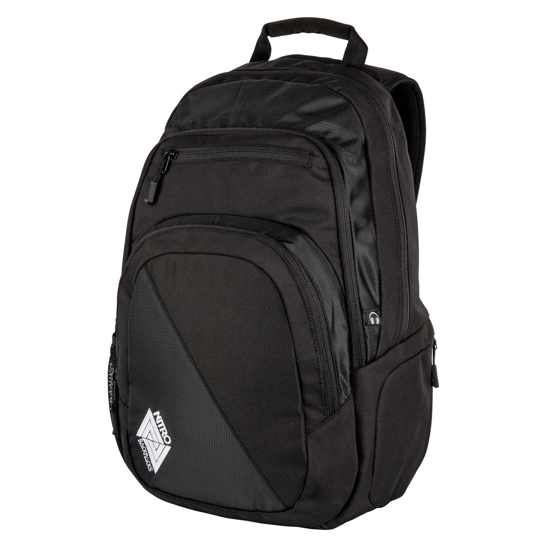 41fb93076a475 Plecak Nitro Stash 29 black