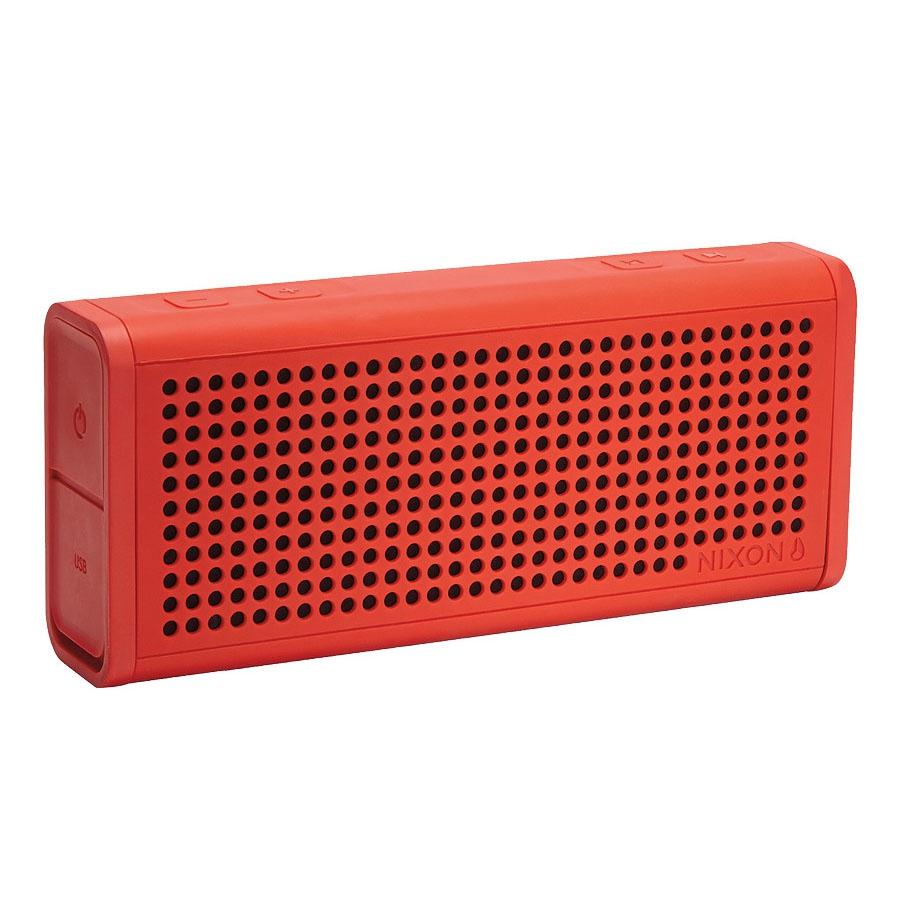 Reproduktor Nixon Blaster red pepper vel.21,85 × 9,5 × 4,5 cm + doručení do 24 hodin