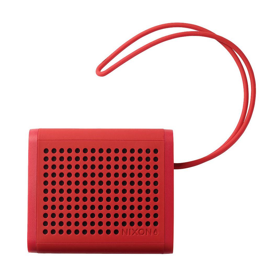 Reproduktor Nixon Mini Blaster red