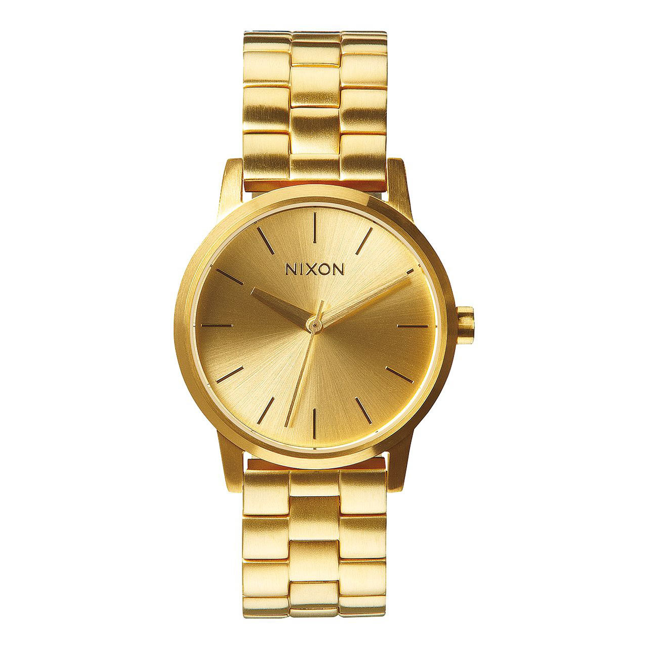 Hodinky Nixon Small Kensington all gold
