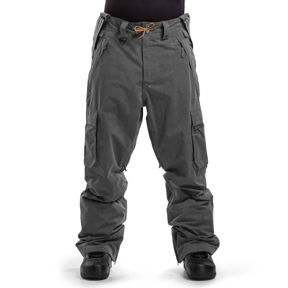 Kalhoty Nugget Dustoff acid grey