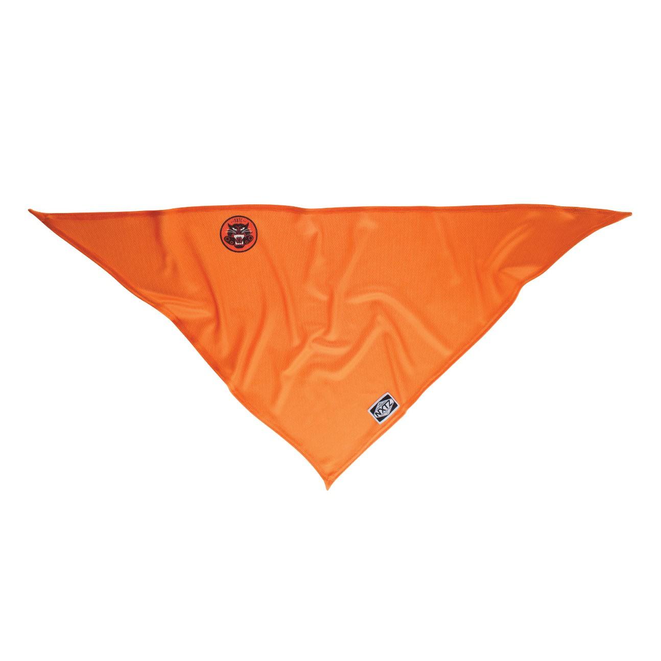 Šátek NXTZ Single Layer Bandana crush orange