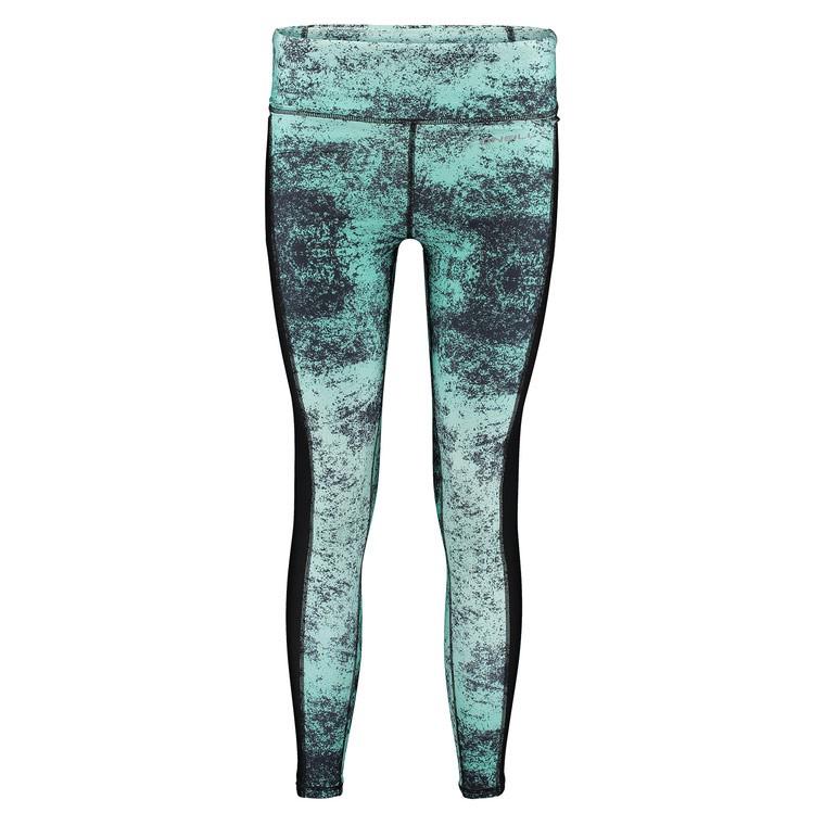 Lycra O'Neill Active Print 7/8 Legging green aop