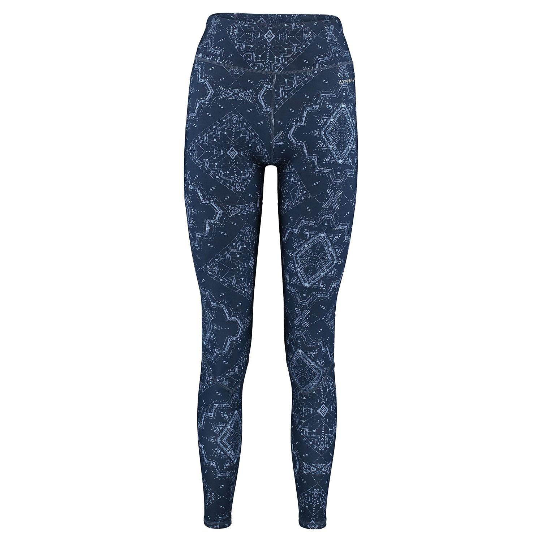 Lycra O'Neill Active Print Legging blue aop