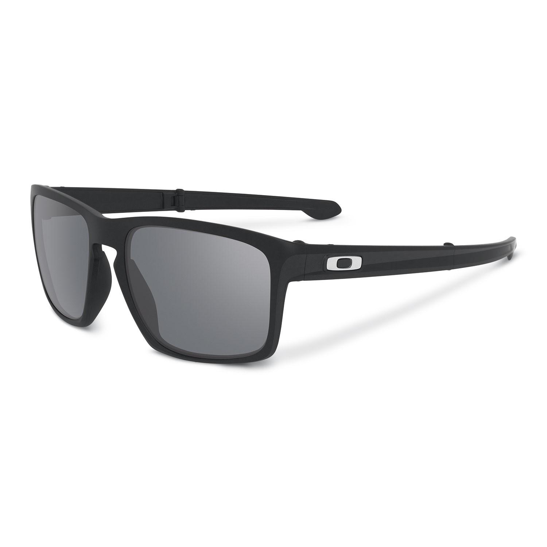 Sluneční brýle Oakley Sliver Foldable matte black vel.GREY 15 + doručení do 24 hodin