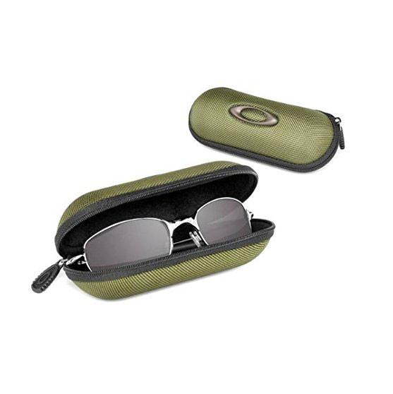 Pouzdro na brýle Oakley Small Soft Vault green