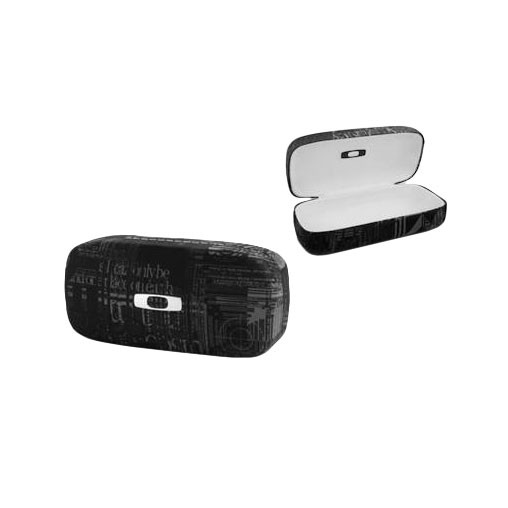 Pouzdro na brýle Oakley Square O Hard Case black headliner