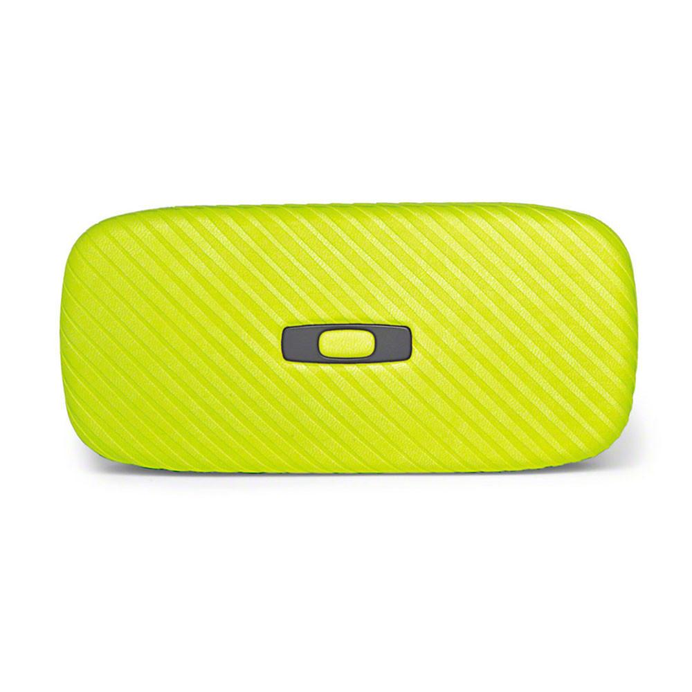 Pouzdro na brýle Oakley Square O Hard Case neon yellow