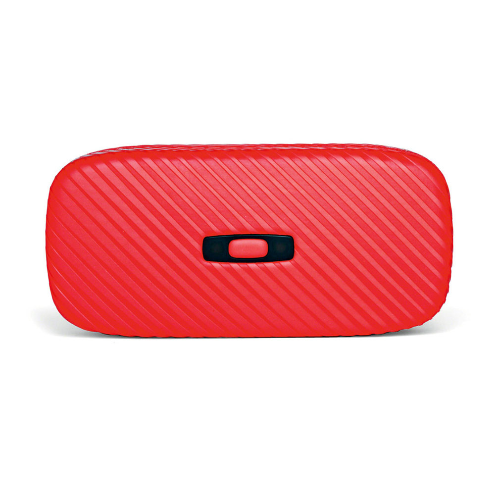 Pouzdro na brýle Oakley Square O Hard Case tomato red