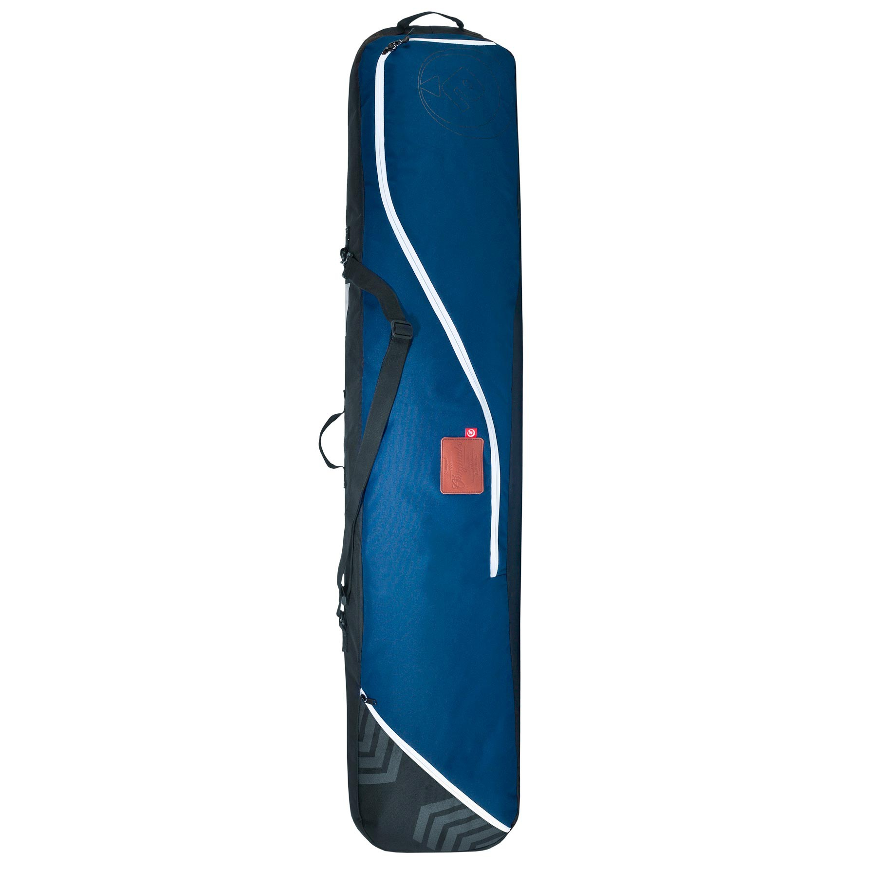 Obal na snowboard Amplifi Bump Bag deep blue