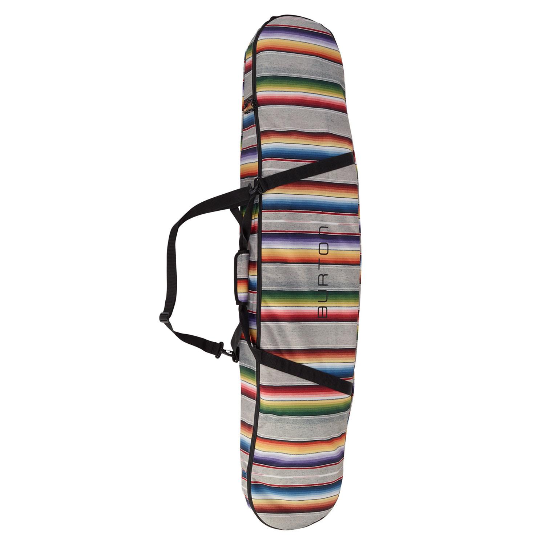 Obal na snowboard Burton Space Sack bright sinola stripe print