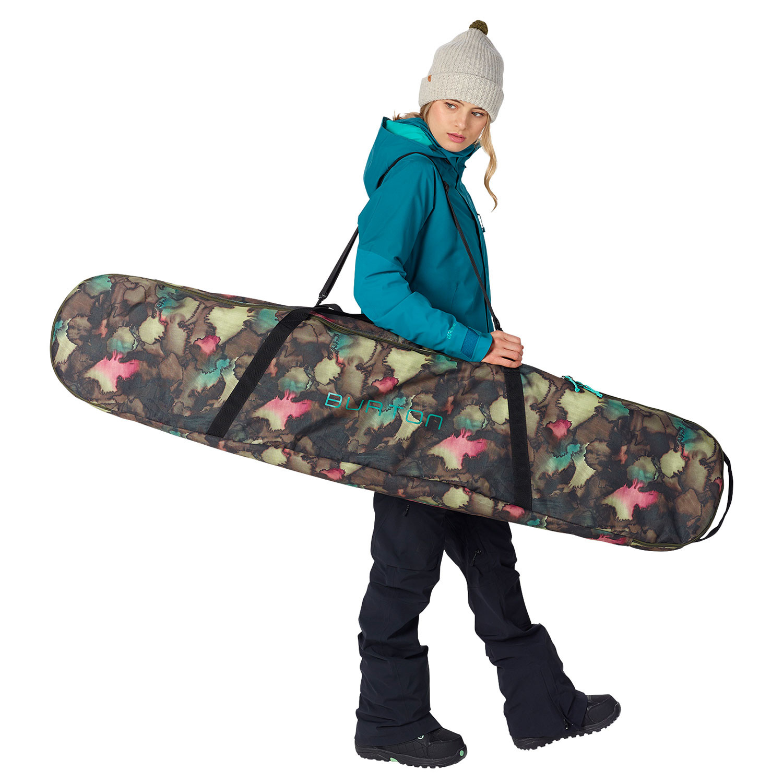 Obal na snowboard Burton Space Sack tea camo print