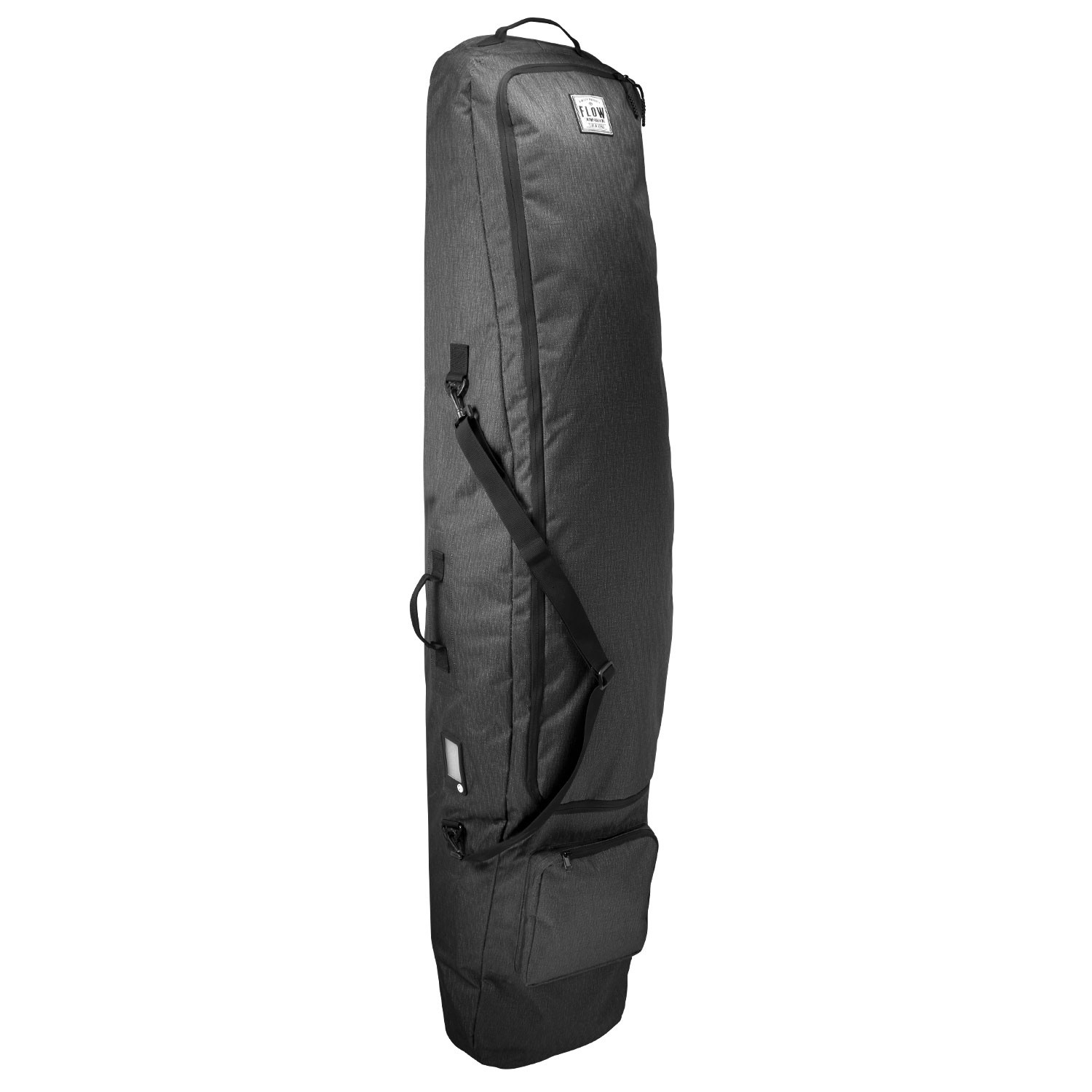 Obal na snowboard Flow Bullet Proof black