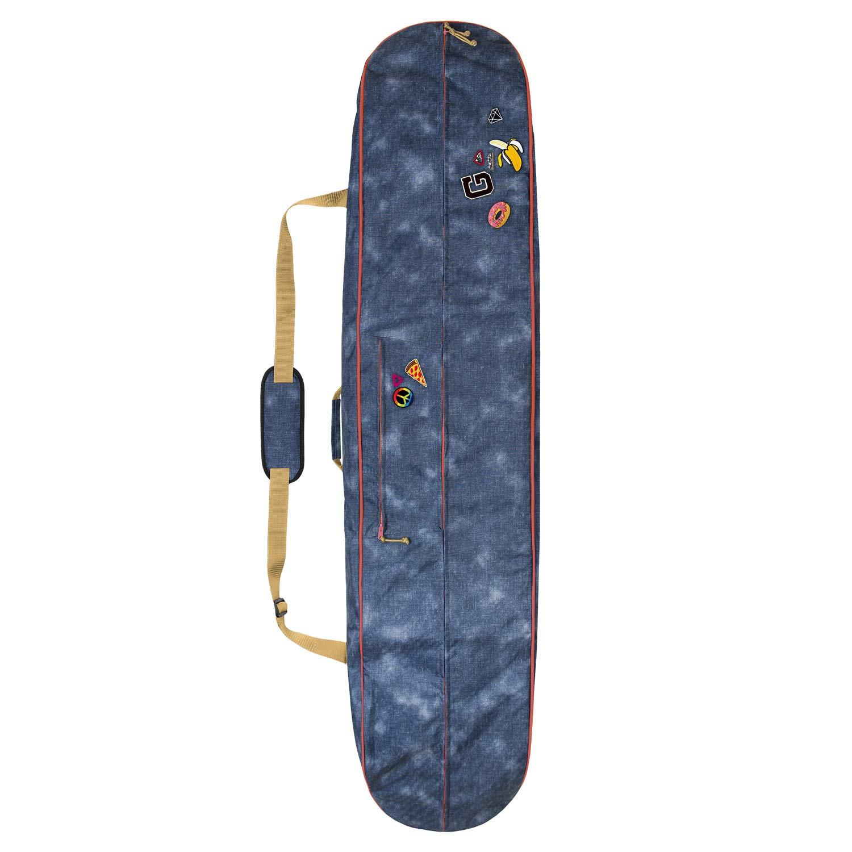 Obal na snowboard Gravity Amber denim