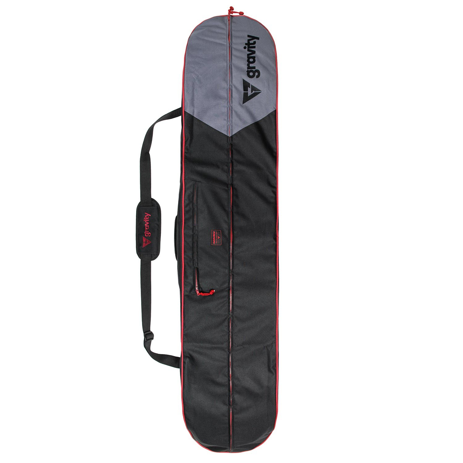 Obal na snowboard Gravity Icon black/red