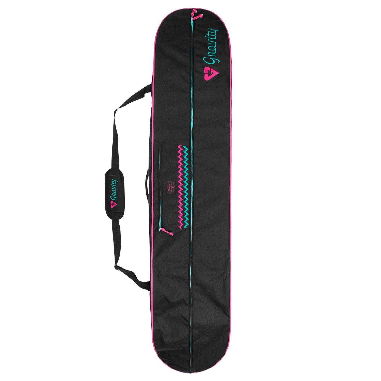 Obal na snowboard Gravity Rainbow black vel.160 16/17 + doručení do 24 hodin