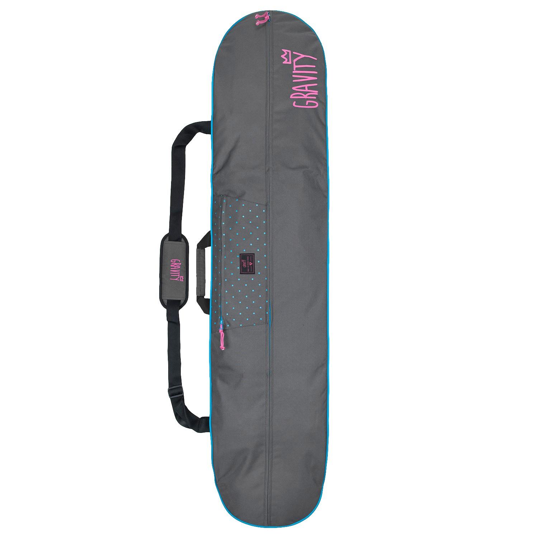 Obal na snowboard Gravity Vivid grey